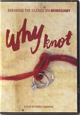 WHY KNOT DVD Breaking The Silence on Monogamy DVD - By DHRUV DHAWAN - New/Sealed