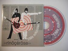 RINOCEROSE : TIME MACHINE ▓ CD SINGLE PORT GRATUIT ▓