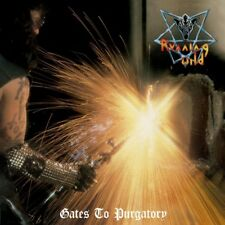 RUNNING WILD - GATES TO PURGATORY (EXPANDED VERSION; 2017 REMASTERED)  CD NEW!