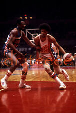 ABA Julius Erving NEW YORK NETS - 35mm Basketball Slide