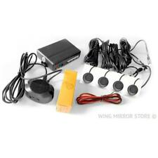 Parking Sensors, Reverse Rear, Aid Kit with Audio Buzzer Titanic Grey