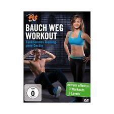 OUTLAW/DAUT/MORITZ- FIT FOR FUN:BAUCH WEG WORKOUT FUNKTIONELLES DVD SPORT NEU