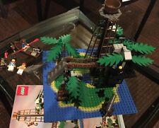 Lego # 6270 Vintage Forbidden Island PIRATES 1989 98% Complete