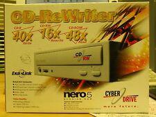CyberDrive CW078D 40x/16x/48x IDE CD-RW Drive