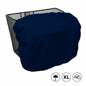 Extra-große Regenhülle für Fahrradkörbe - CityTurtle XL - Neu - MadeForRain