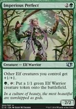 1x IMPERIOUS PERFECT - Elf - Commander/Alara - MTG - Magic the Gathering - NM