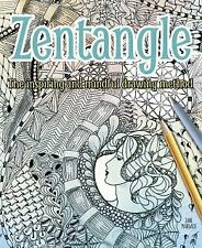 Zentangle  the Inspiring   Mindful Drawing Method