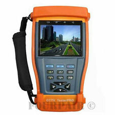 """3.5"""" Inch TFT LCD Monitor CCTV Security Camera Video Tester PTZ 12V Power Output"""