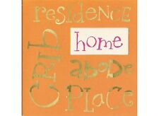 AG New Home Card: No Matter What You Call It...There's No Place Like Home