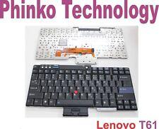 Keyboard Black US for IBM Lenovo T60 T61 R60 R61 Z60T Z61T Z60M Z61M
