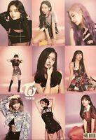 TWICE Poster #A05 Tsuyu Momo Sana Nayeon Dahyun Mina Jeongyeon Chaeyoung Jihyo