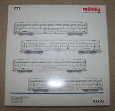 Märklin 43209 - Schnellzug Wagen Set Loreley - OVP