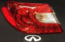 Infiniti NISSAN OEM 11-13 M56-Taillight Tail Light Lamp Assy Left 265551MA0A