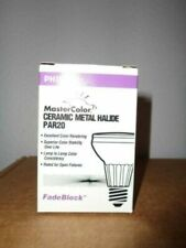 Philips CDM 35/PAR20/M/FL/3K MasterColor Ceramic Metal Halide Lamp Bulb 35W M130
