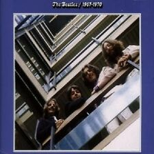"THE BEATLES ""1967-1970 (BLUE ALBUM)"" 2 CD NEUWARE"