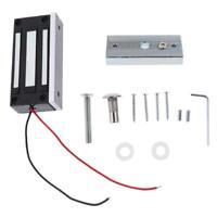 High-tech Magnetic Door Lock Gate Entry Access Security Lock 60KG,Heavy Duty