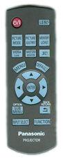 Panasonic PT-AT6000E Genuine Original Remote Control