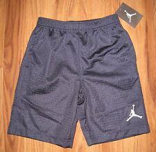 NWT Nike Jumpman Navy Shorts Boy's Sz 6 NEW WITH TAG
