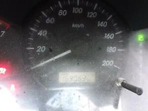 TOYOTA HILUX INSTRUMENT CLUSTER PETROL, 4.0, AUTO T/M, 2WD, SR, 07/11-10/13