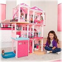 2015 Mattel BARBIE FFY84 CJR47 Dream House BLANKET PILLOW CURTAIN TOWEL ONLY!
