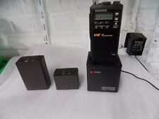 KENWOOD TH-205E + QUICK  CHARGEUR