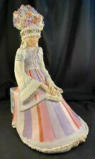 *Rare* 1980 Cybis The Bride Polish Bride Figurine Figure Statue Le #76/100
