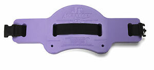 AquaJogger Jr FLOTATION Belt Learn To Swim KIDS Therapy Ocean POOL PURPLE AP138