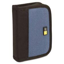 Case Logic JDS-6BBK USB Drive Shuttle Neoprene, Nylon - Blue, Black