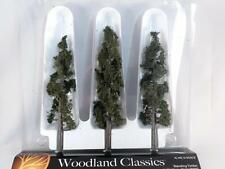 """Woodland Scenics Trees Standing Timber - Fir Pine 6""""-7"""" N HO O Scale #3562 New"""