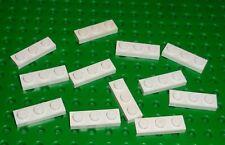 LEGO - WHITE - Plate, 1 x 3 - x 12 (3623) WT3
