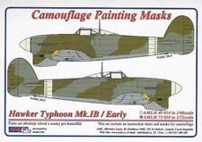 AML 1/72 Hawker Typhoon Mk.Ib/Early Version Camouflage Paint Masks # M7310