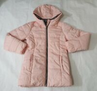 11-12 years Girls Coat m&co pink thin padded please read (7)