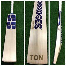 Ss Ton Vintage Grade 1+ English Willow Cricket Bat Amazing Bat 2.9 Knocked