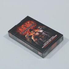 Tekken 6 Sony PS3 Xbox 360 juego Promo Edición Limitada carácter jugando a las cartas