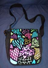 Peachtree Playthings Girls Cross Body Heart Messenger School Book Bag 2012 9x8x2