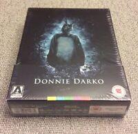 Donnie Darko 4 Disc Blu-ray DVD UK Limited Edition Arrow Video OOP REGION B Htf