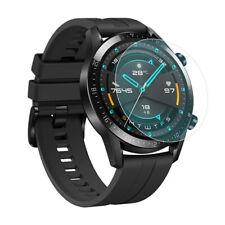 2x Pellicola protezione Vetro Temperato per Huawei Watch Gt2 46mm Ltn-b19 4tu6