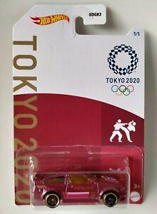 Hot Wheels Toyota AE-86 Corolla Tokyo 2020