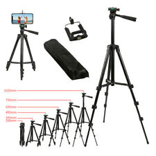 Video Camera Tripod Stand Holder Mount for iPhone Samsung Cell Phone+Bag US DA