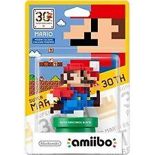 Nintendo Amiibo Modern Colour Mario 30th Anniversary