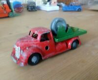 CHAD VALLEY 1940'S WEE KIN CABLE TRUCK - GOOD CONDITION WITH ORIGINAL PAINT