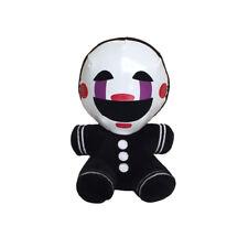 Five Nights at Freddy's The Puppet FNAF Black Plush Toy Stuffed Doll BirthDay
