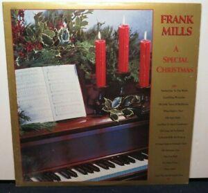 FRANK MILLS A CHRISTMAS SPECIAL (NM) SN-16290  VINYL LP RECORD
