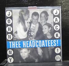 "Thee Headcoatees / Thee Headcoats - Johnny Jack M- 7"" Orange Vinyl 45 DAMGOOD 63"
