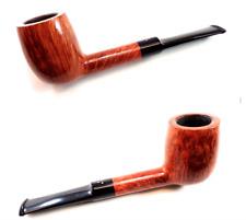 LA SAVINELLI GIUBILEO ORO STRIGHT GRAIN FIAMMATA FUMATA SMOKED PIPE ANNI 60/70