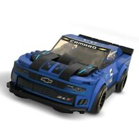 LEGO MOC Custom Chevrolet Camaro ZL1- Only Building PDF Instructions! No Bricks!