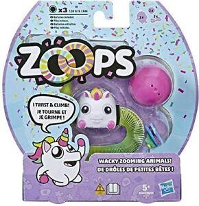 Zoops - Electronic Animals - White Unicorn - NEW