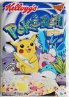 "Pokemon Vintage Cereal Box MAGNET 2"" x 3"" Refrigerator or Locker"