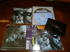Arcturus / La Masquerade Infernale JAPAN w/Sticker Borknagar Ulver OOP!!!!! B9