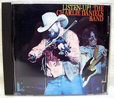 Listen-Up! The Charlie Daniels Band CD USED CD